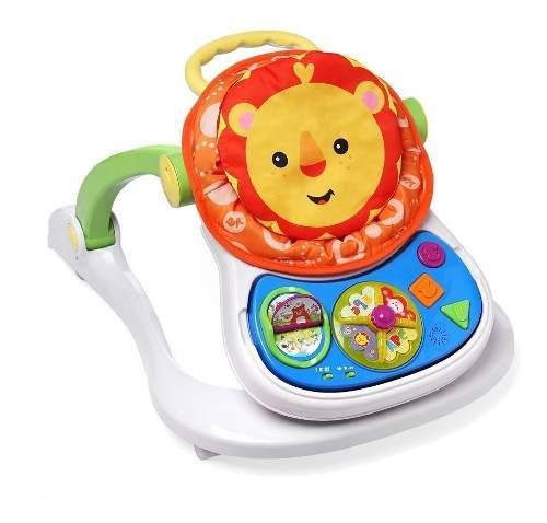 Andador felcraft caminador bebé león 4 en 1