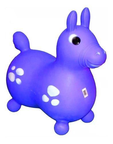 Caballo pony saltarín primera infancia turby