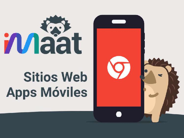 Diseño y desarrollo de sitios web y aplicaciones móviles