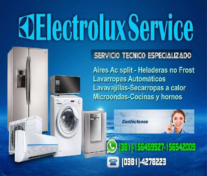 Electrolux en Tucuman