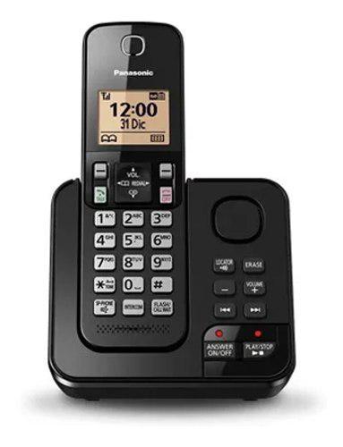 Panasonic kx-tgc360 tel inalambrico dect 6.0 c/contestador