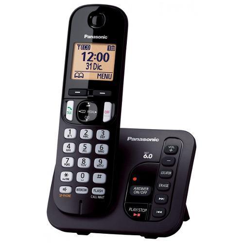 Panasonic tgc220 telefono inalambrico c/ contestador digital