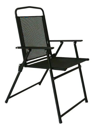 Reposera silla plegable ideal playa patio y balcón modelo