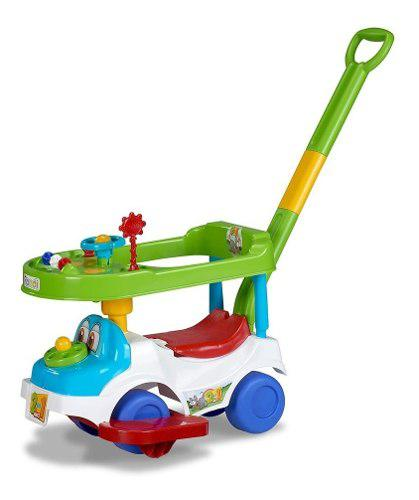 Rondi andador pata pata maxi 2 en 1 barral de empuje y aro