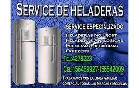 Service Y Reparación de Heladeras