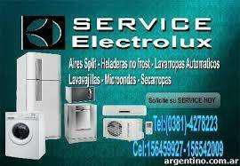 Service de Electrolux en Tucuman