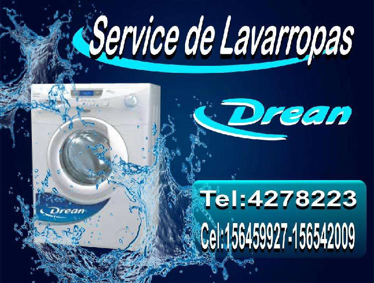 Service de Lavarropas Drean