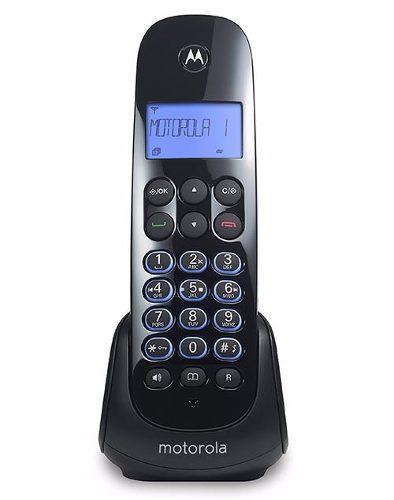 Telefono inalambrico motorola m750ce contestador automatico