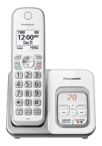 Telefono inalambrico panasonic kx-tgd530 contestador 1 handy