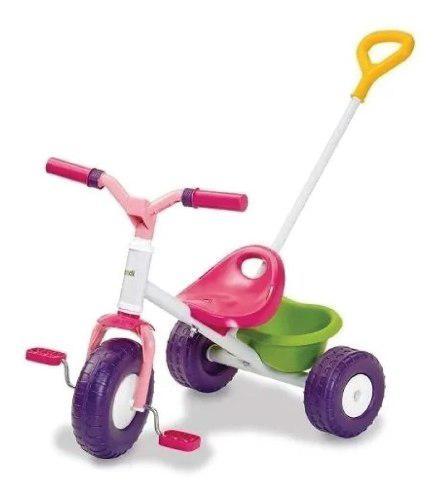 Triciclo para nena rondi little trike de metal 3503