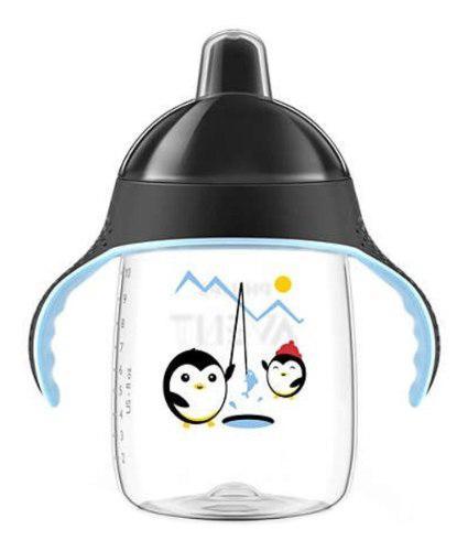 Vaso con boquilla philips avent scf755 340 ml 18m+ lhconfort
