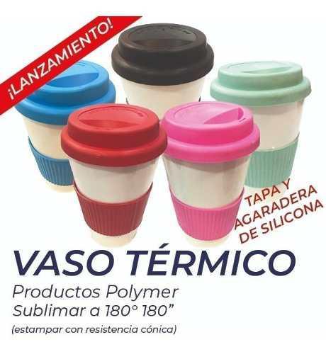 Vaso Termico Sublimable 5 Colores A Eleccion $120 C/u
