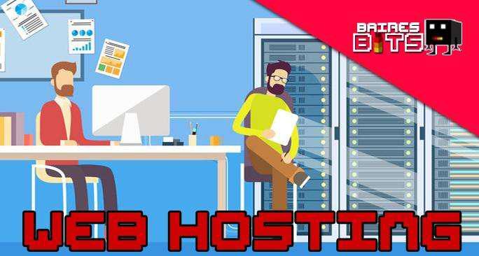 Web hosting anual