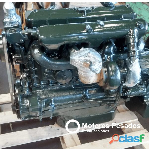 Motor mercedes benz 1620 om366 | reparado con 04