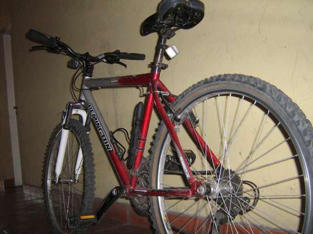 Bicicleta mountain bike 21 cambios marca shimano en Salta