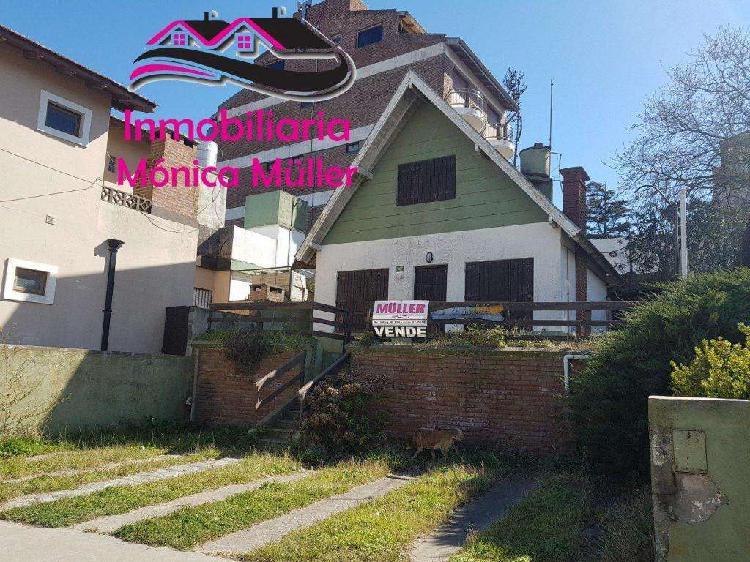 Casa en venta paseo 124 e/ av. 2 y 3 - a reciclar