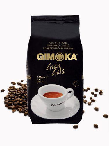 Café en grano gimoka 1kg gala / festa / bar