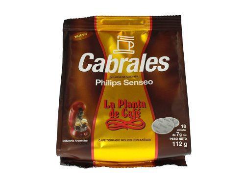 Cafe cabrales la planta hd1286 philips senseo capsula