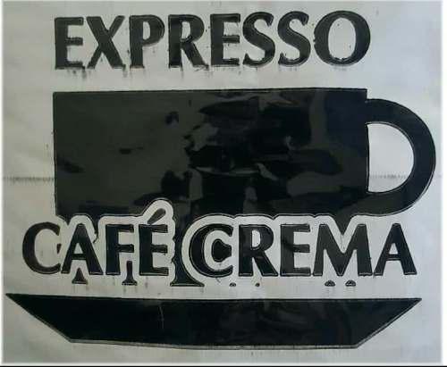 Cafe en grano tostado natural expresso crema sin azucar
