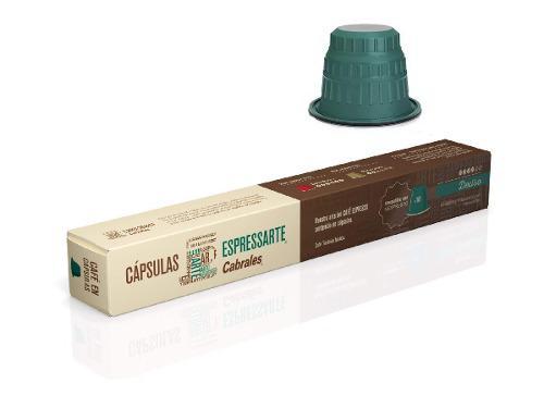 Cafe espressarte deciso cabrales nespresso x10 capsulas