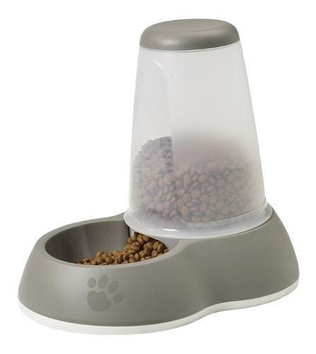Comedero automatico dispenser perros gatos 3lts loop savic