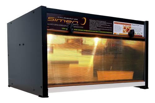 Incubadora simen r x3 digital automática full