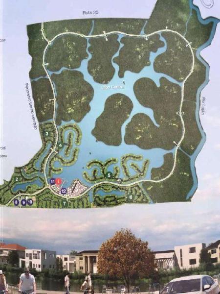 Puertos lago escobar - barrio costas - 1º etapa