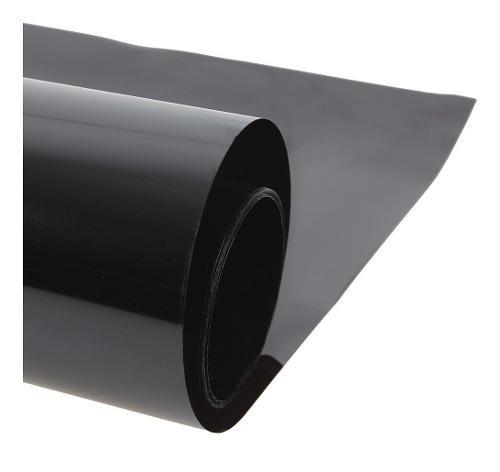 Polarizado auto film laminas rollo 0.50 x 3mts varios tonos