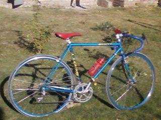 Quiero vender una bicicleta de carrera en Junín