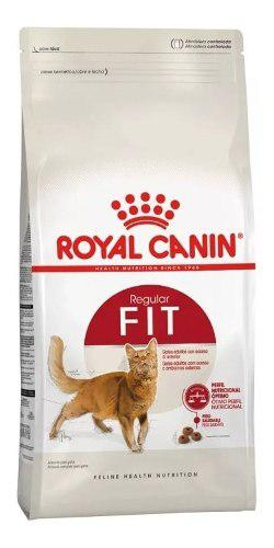 Royal canin fit regular 7.5 kg gatos adultos el molino