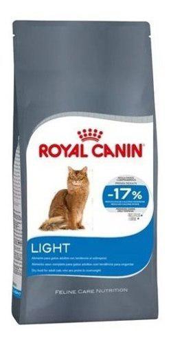 Royal canin light 7.5 kg gatos adultos el molino