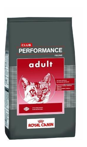 Royal canin performance gato adulto x 7.5 kg. sabuesos vet
