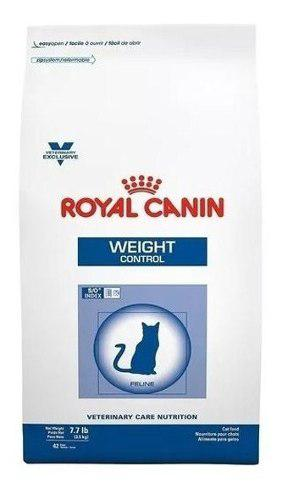Royal canin weight control 7.5 gatos castrados el molino