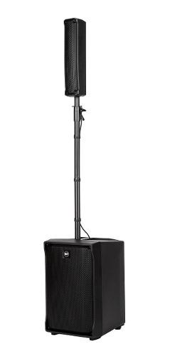 Sistema audio pa line array portatil rcf evox j8 sonido pro