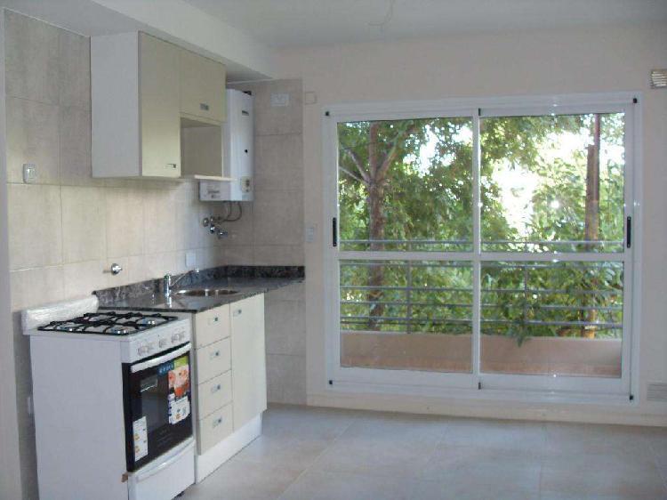 Alquiler monoambiente - nuevo - balcón externo - todos los
