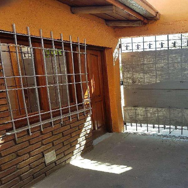 Alquilo Departamento Nuevo en San Rafael Mza (mensual)