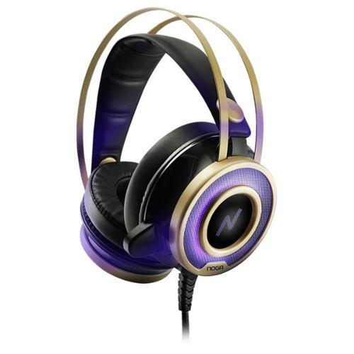 Auricular headset gamer noga grid pc ps4 xbox one mic
