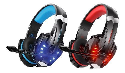 Auriculares gamer microfono usb ps4 pc juegos 7.1 headset