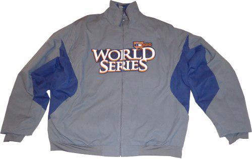 Baseball beisbol campera majestic serie mundial mlb usa gian