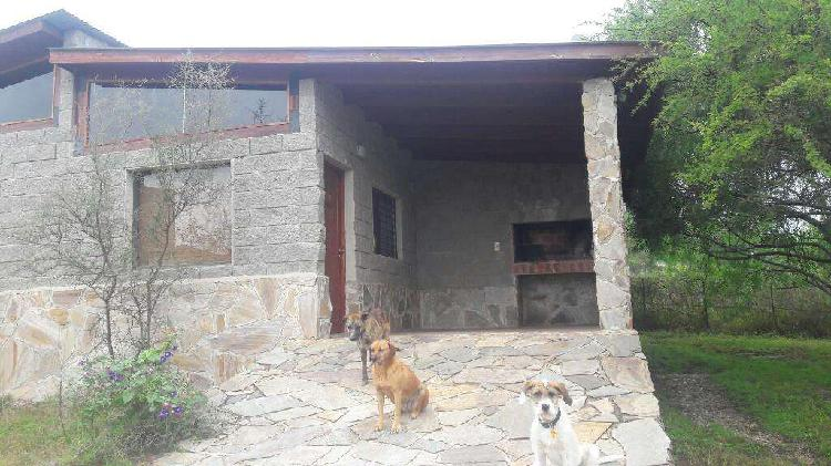 Casa en molinari - cosquin