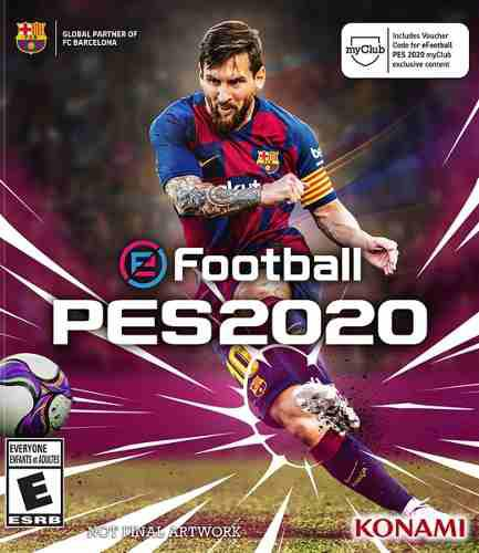 Efootball pes 2020 ps4 garantia de por vida gabargames