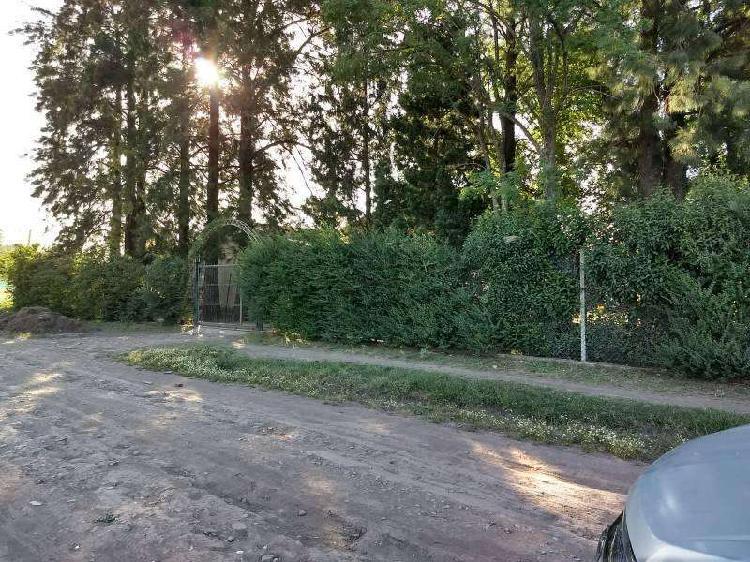 Gran propiedad en km 43 con terreno de 2.400 m²