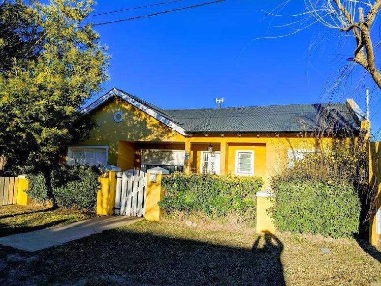 Hermosa casa en venta barrio san ignacio