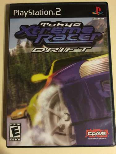 Juego playstation 2 ps2 original - tokio xtreme racer drift