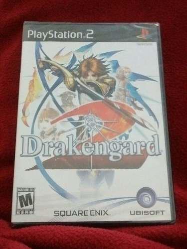 Juegos ps2 drakengard 2 original nuevo sellado