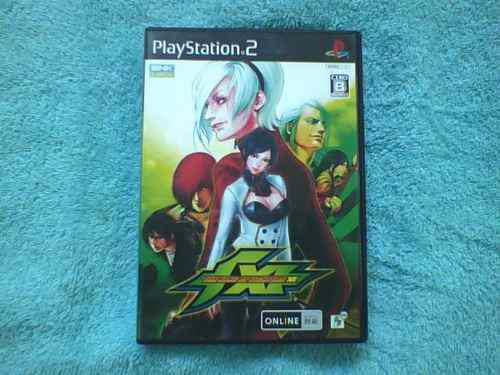 Juegos ps2 king of fighters xi 11 original japones - ntsc-j