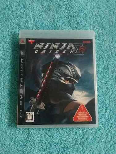 Juegos ps2 ninja gaiden sigma 2 fisico en castellano jp