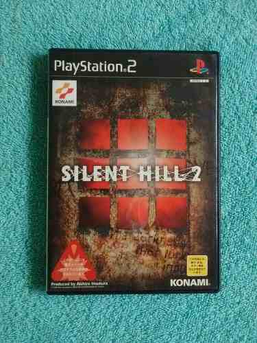 Juegos ps2 silent hill 2 original [ntsc-j] en ingles.