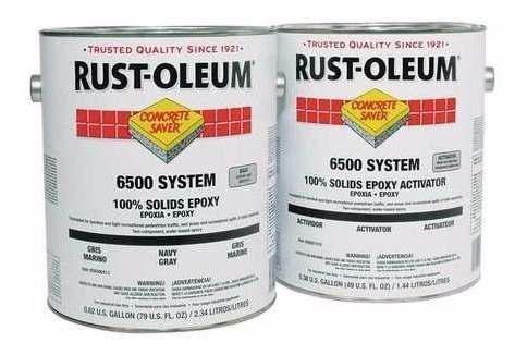 Porcelanato líquido resina epoxi 6500 cristal x 3,78 lts