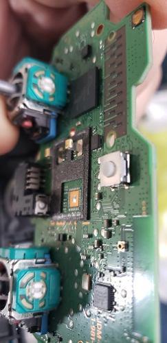 Reparación de joystick consolas varias